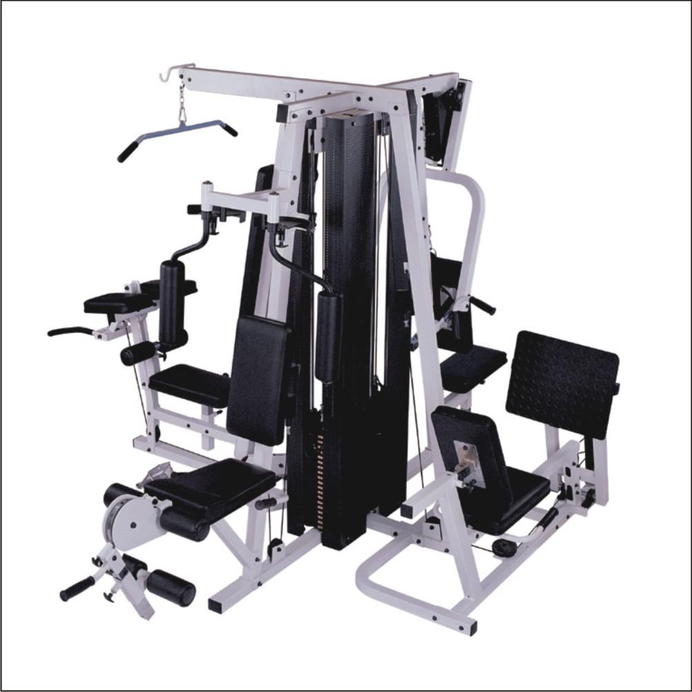 Four-Station-Multi-Gym